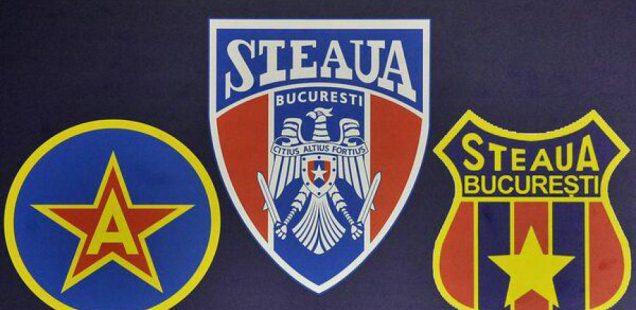 marca Steaua Bucuresti