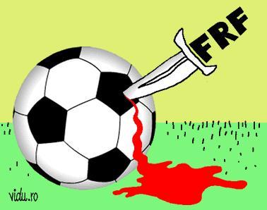 moartea fotbalului
