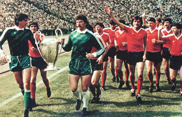 Steaua Cupa Campionilor Europeni