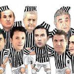groparii fotbalului romanesc