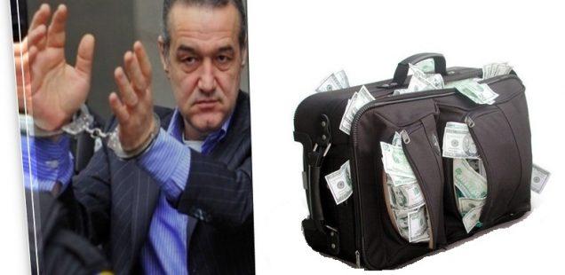 becali dosarul valiza