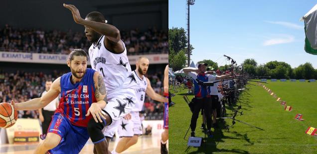 Steaua Bucuresti presa de sport