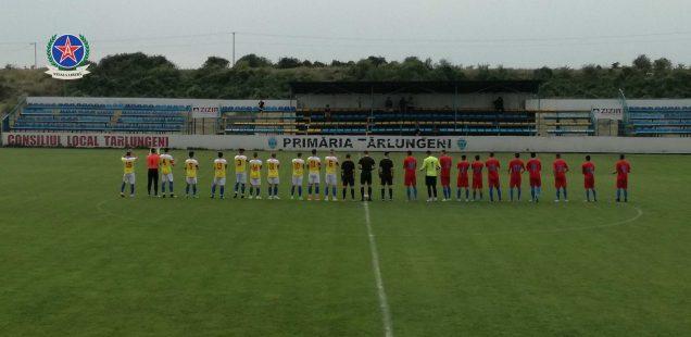 Amical: Steaua Bucuresti - Olimpic Rasnov, 0-0