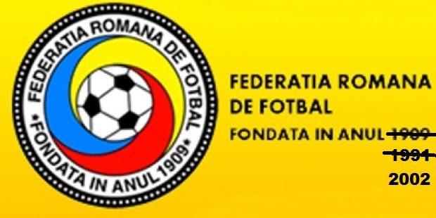 frf fotbalul românesc