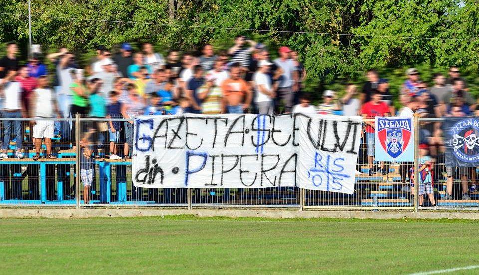gsp gazeta sefului din pipera tudor octavian Steaua - Dinamo