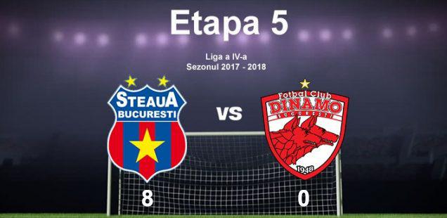 Steaua Dinamo Bucuresti