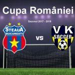 Steaua Bucuresti - V.K. Soccer
