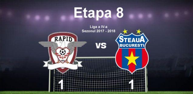 Academia Rapid - Steaua