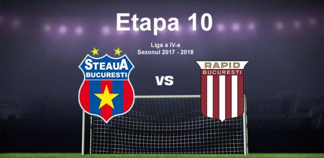 Steaua Bucuresti afc rapid bucuresti