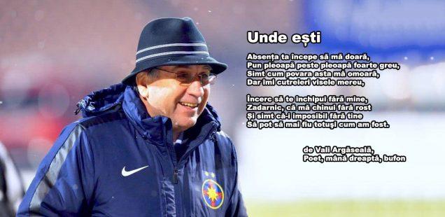Unde ești, Steaua București