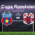 semifinalele cupei romaniei steaua comprest