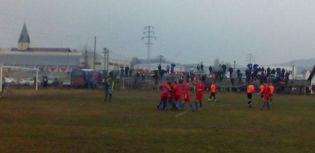 Sportul Campina Steaua Bucuresti amical