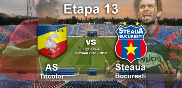 as tricolor steaua