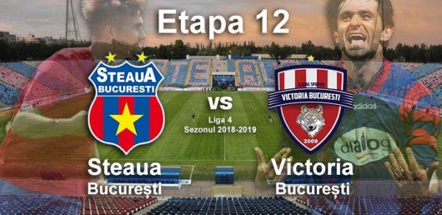 Steaua Bucuresti Victoria Bucuresti