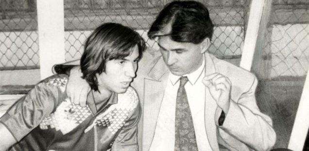 Iulian Filipescu - Nici Tândală, nici Păcală, ci un mare fotbalist