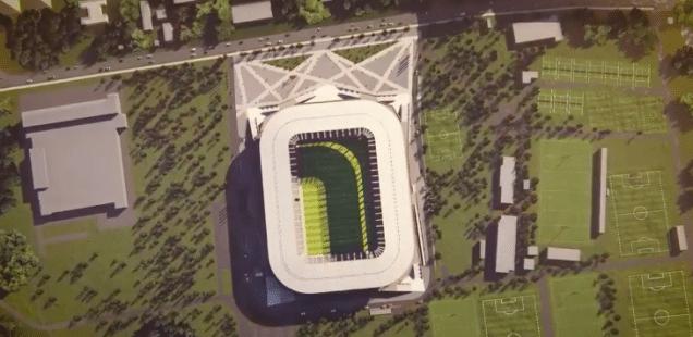 Ghencea Stadion Steaua
