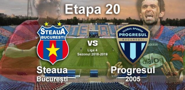 Steaua București - Progresul 2005