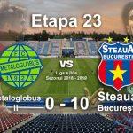 Metaloglobus II - Steaua 0-10