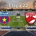 Steaua - Dinamo