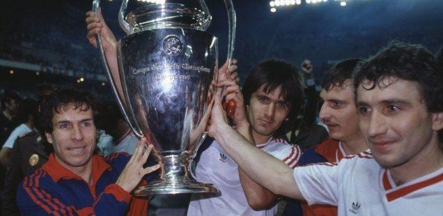 7 Mai Steaua București Sevilla Cupa Campionilor Europeni fcsb nu are palmaresul stelei