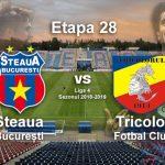 Steaua București - Tricolor Fotbal Club