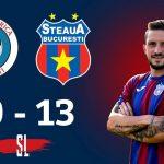 ACS Electrica Steaua bucurești 0-13