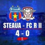 Steaua București - FC r2 4-0