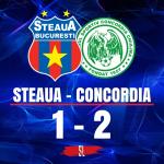 Steaua București Concordia Chiajna
