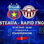 Steaua București - Rapid Frumoșii Nebuni ai Giuleștiului