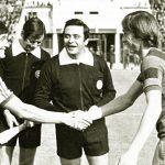 Liță Dumitru Johan Cruyff Steaua București - FC Barcelona 1-5