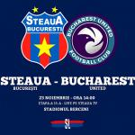 Steaua București - Bucharest United
