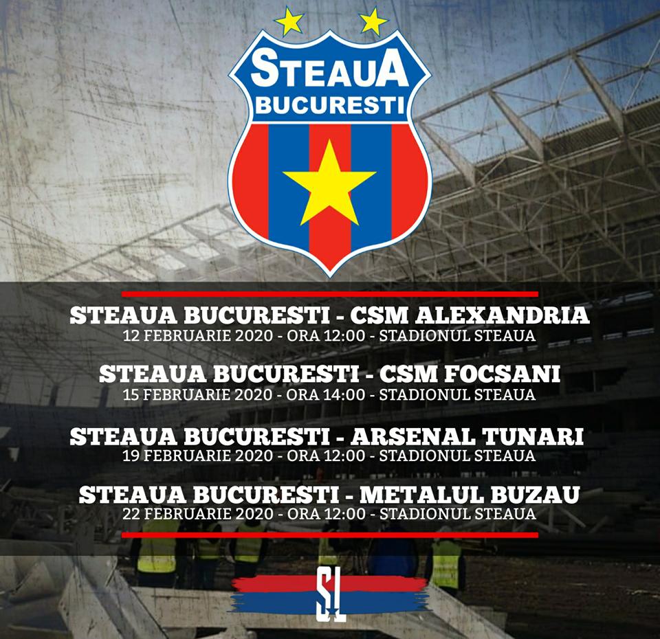 amicale Steaua