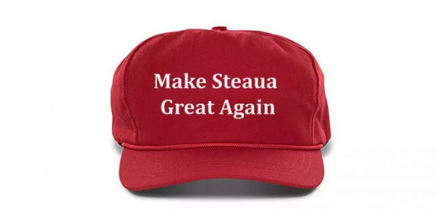 Make Steaua Great Again