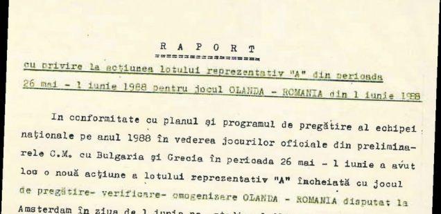 Gazeta Sporturilor a mințit din nou. Tică Dănilescu a infirmat informațiile apărute în articolul scris de Crăițoiu și Udrea