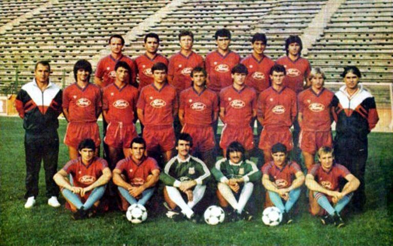 Steaua 1989