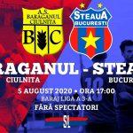 Steaua București - Bărăganul Ciulnița