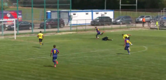 steaua metaloglobus 1-3 amical chipirliu