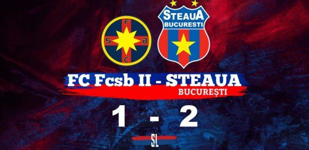 fc fcsb Steaua 1-2