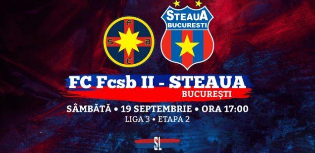 FC Fcsb 2 - Steaua București muie fcsb