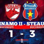 Dinamo 2 - Steaua