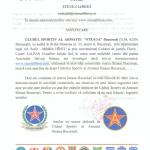 Clubul Steaua București a cerut ca Steaua Liberă să își schimbe logo-ul