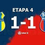 unirea slobozia Steaua București 1-1